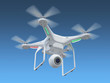 Drone in sky - 81247206