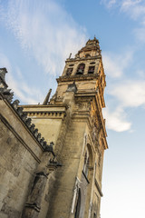 Mosque Cathedral of Cordoba in Andalusia, Spain