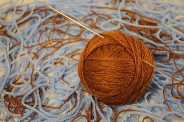 вязание нитками