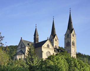 Church of Virgin Mary of Lourdes in Brestanica. Krsko