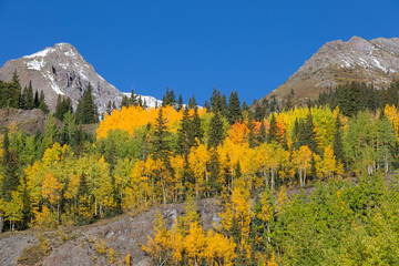 Autumn in the Colorado Mountains
