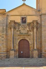 Castuera, Extremadura, Badajoz, iglesia de la Magdalena