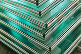 Sheets of Tempered Window Glass - 81264636