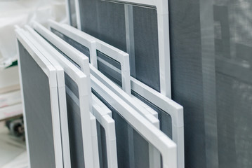 Mosquito Nets for Plastic PVC Windows
