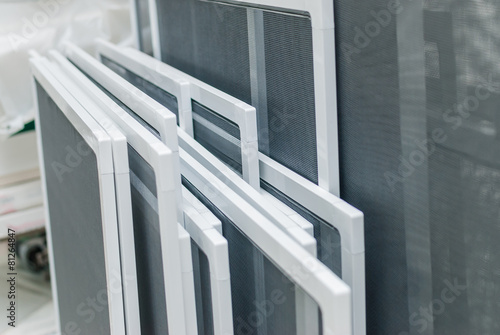 Mosquito Nets for Plastic PVC Windows - 81264847