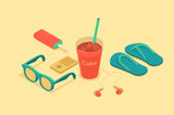 summer objects