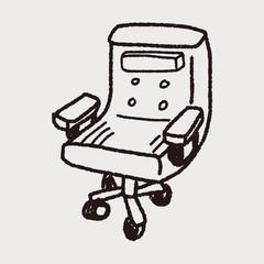 doodle chair