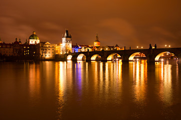 Prague landmarks, Czech republic