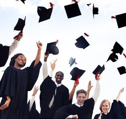Celebration Education Graduation Success Learning Concept