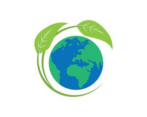 World green logo