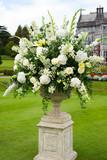 opulent bouquet of flowers poster