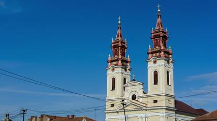 Eastern european greek Catholic christian church