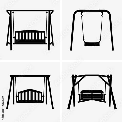 Porch swings - 81290219