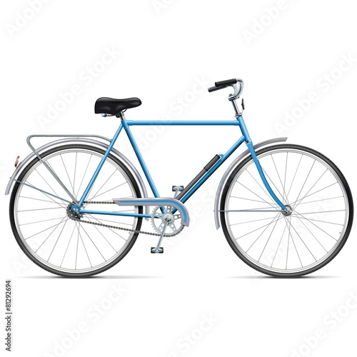 Vector Bicycle - 81292694