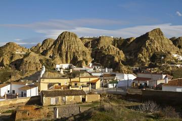 Guadix cave homes