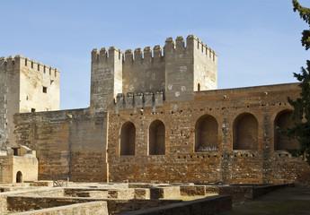 Alcazaba of Alhambra, Granada