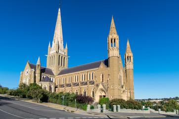 Sacred Heart Cathedral in Bendigo Australia