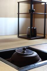 茶室の設え2