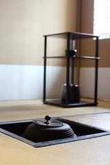 茶室の設え1