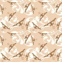 hanger seamless pattern