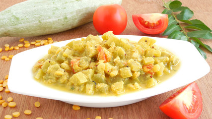 Snake Gourd Curry
