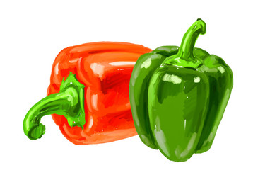 picture of bell-pepper