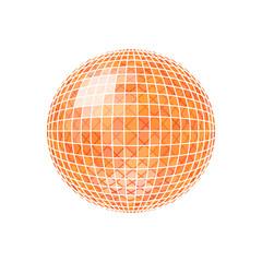 sphere disco ball