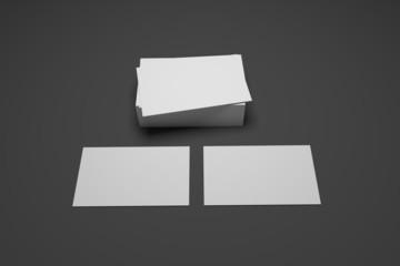 Muestrario de tarjetas