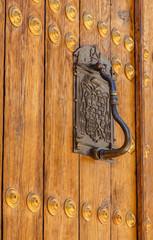 Puerta en Cáceres