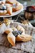 Leinwandbild Motiv Christmas pastry