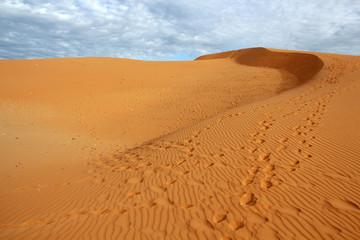 красные дюны в фантьете
