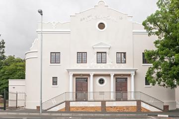 Eureka Hall in Villiersdorp