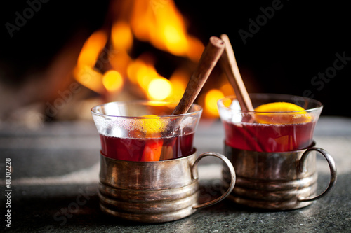 Mulled wine - 81302228