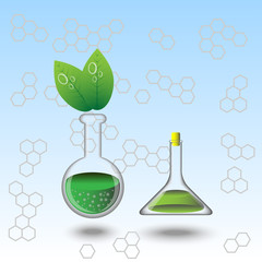 flasks for organicl experiments