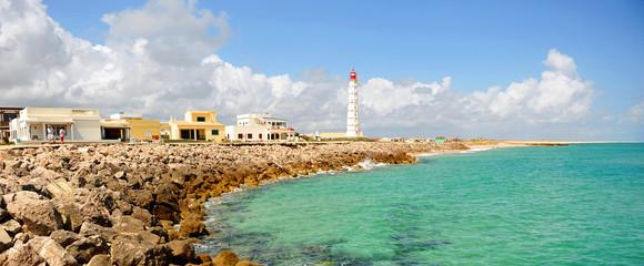 Beaches of Algarve, Culatra Island, Portugal