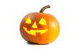 Leinwanddruck Bild - Halloween Pumpkin
