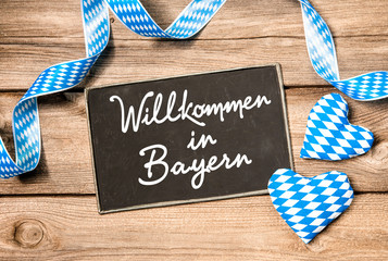 Welcome in Bavaria