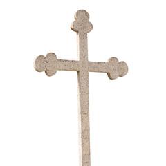 Cross against