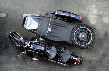 moto bmw side-car