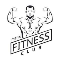Mens fitness logo