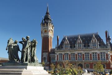 Hotel de ville, de Calais France