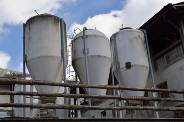 silo silo concime azienda