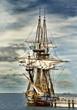 Kalmar-Nyckel Tall Ship Replica