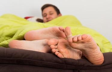 Pleasure in Bed