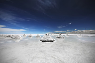 Salar de Uyuni panorama