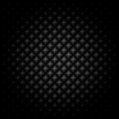 Abstract faceted black background
