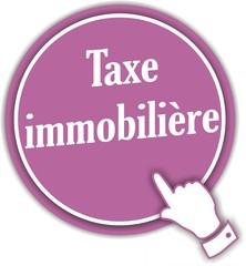 bouton taxe immobilière