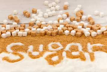 Sugar sweet food ingredient