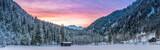 Alpen-Panorama hell - 81314449