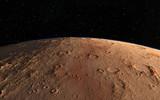 Mars  Scientific illustration -  planetary landscape - 81315857